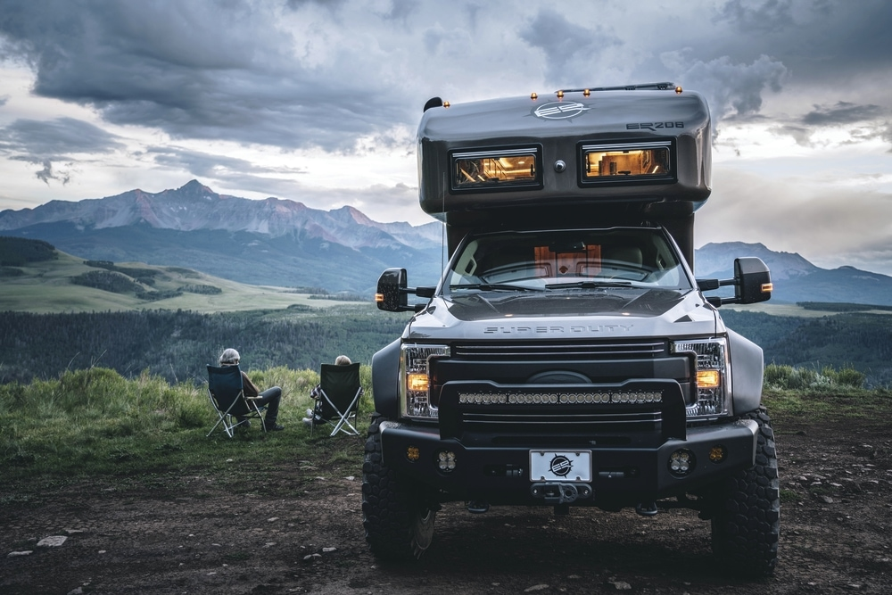 Off-Roading Gets an Opulent Upgrade in an EarthRoamer