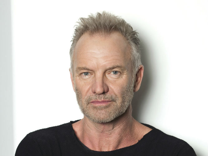 Sting Headlines This Year's Labor Day Experience